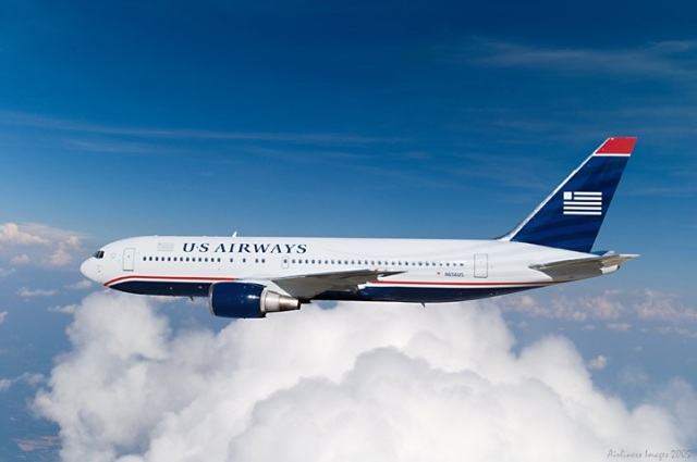 Traveling on US AIRWAYS