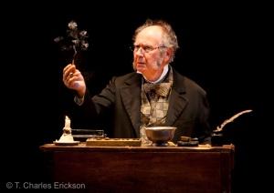 Bill Raymond as Ebeneezer Scrooge