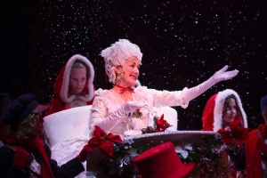 Johanna Morrisson as Christmas Past