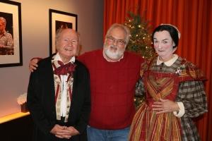 Bill Raymond, Howard Frydman, Noble Shropshire
