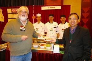 Restauranteur William Chen